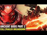 Ancient Gods Part 2 Full Trailer Breakdown - Doom Eternal New Lore - Davoth the Dark Lord Final Boss