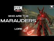 Who are the Marauders? - Doom Eternal Lore