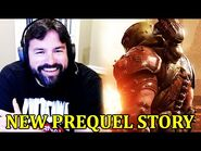 Doom Eternal - New Prequel Story 'Confirmed' By Hugo Martin