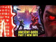 Ancient Gods Part 2 New Info - New Final Boss - Trailer Release Date - Dark Lord - Doom Eternal Lore