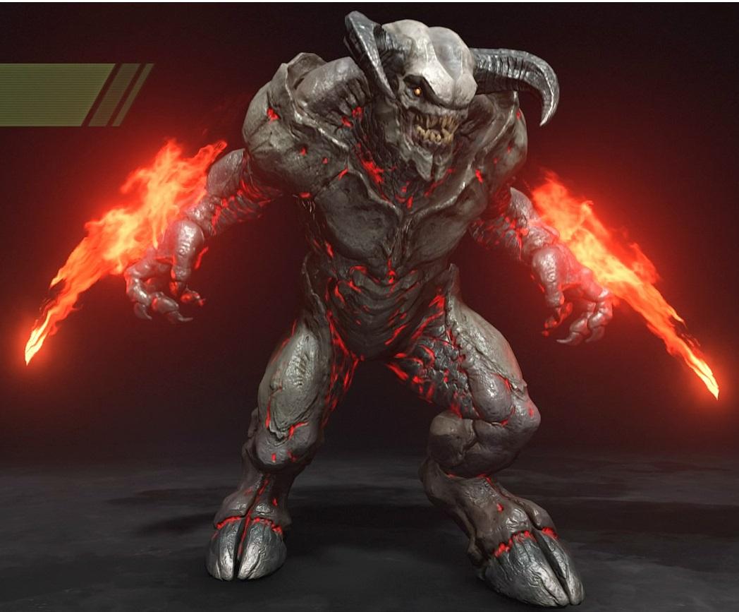 Baron of Hell/Doom Eternal