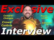 Exclusive Interview With Hugo Martin About DOOM ETERNAL