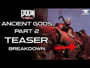 Doom Eternal TAG 2 Teaser Breakdown With Lore Explanations