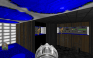 E1M2 blue ledge
