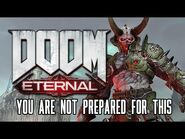 Doom Eternal Preview - You Are NOT Prepared For This!