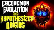 The Cacodemon Morphological Evolution Explanation How did they evolve? Doom 2016 Eternal Lore