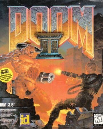 Doom II front cover1.jpg