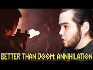 Reacting To DOOM- Infernal - Better Than DOOM Annihilation