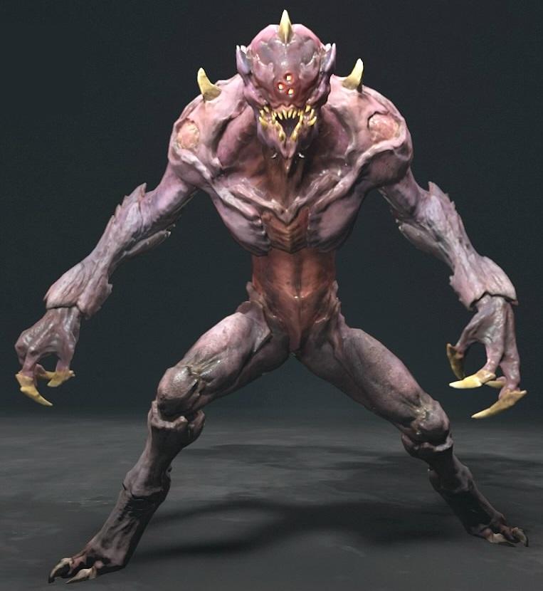 Prowler/Doom Eternal