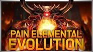 Pain Elemental From Doom Eternal Evolutionary Origins How it may relate to the Cacodemon