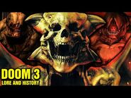 Doom- 3 Lore and History - Ancient Martian People - Soul Cube - Betruger Maledict - Doom Eternal