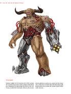 Cyberdemon Tyrant!