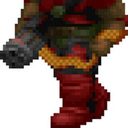 Commando/Doom II
