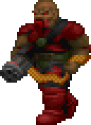 Commando/Doom II