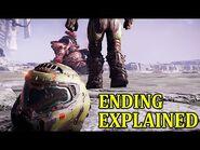Doom Eternal- The Ancient Gods Part 2 Ending Explained