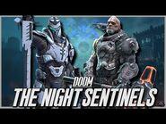 The Lore Behind The Night Sentinels & The Argenta Race - DOOM Eternal Lore