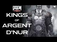 The Kings of Argent D'nur - Doom Eternal Lore