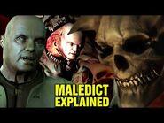 DOOM- ORIGINS - BETRUGER MALEDICT EXPLAINED - DOOM 3 LORE AND HISTORY EXPLORED