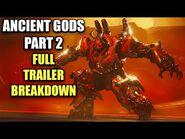 DOOM Eternal - The Ancient Gods Part 2 - Full Trailer Breakdown