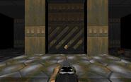 E1M9 yellow key