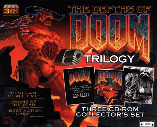 Depths of Doom Trilogy