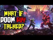What if DOOM Guy Talked in Doom Eternal- The Ancient Gods Part 2 (Parody)