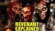 DOOM ORIGINS - WHAT IS THE REVENANT? DOOM LORE AND HISTORY EXPLORED