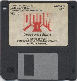 Doom II disk.jpg