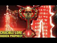 DOOM ETERNAL LORE- SECRET CRUCIBLE PROPHECY - SERAPHIM IDENTITY - VEGA THE FATHER OF URDAK