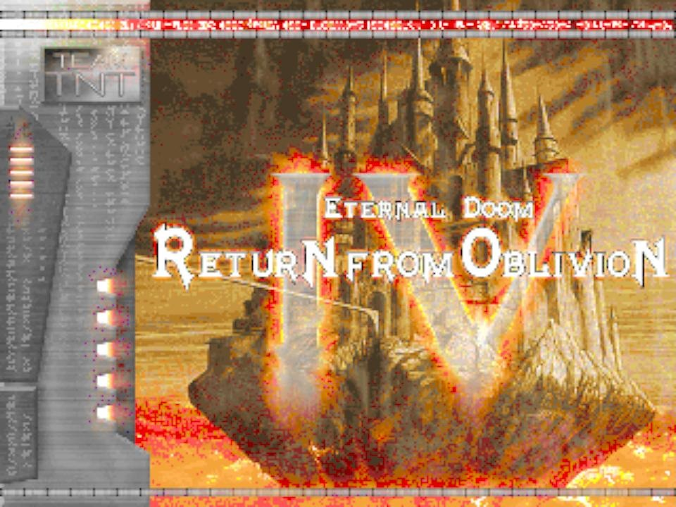 Eternal Doom IV: Return from Oblivion