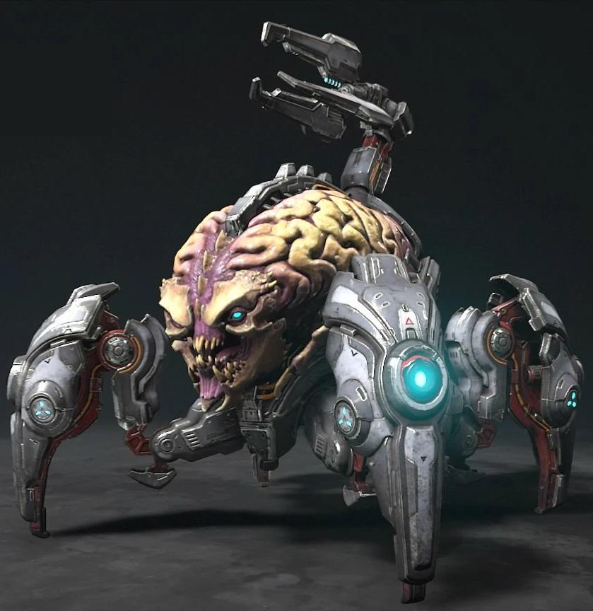 Arachnotron/Doom Eternal