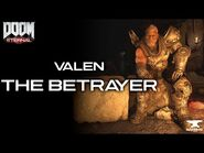 Doom Lore - Who is Valen, The Betrayer? How is he related to the Icon of Sin?