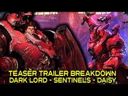 Ancient Gods Part 2 Trailer Breakdown - Dark Lord - Sentinel Tribes & Clans - Doom Eternal Lore