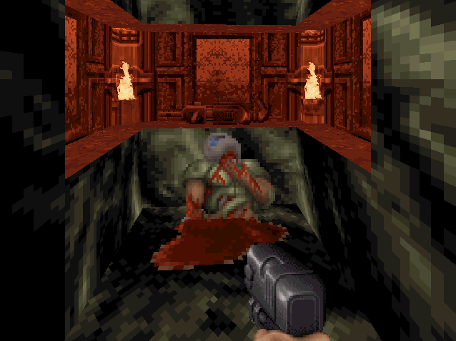 Doom references in other games