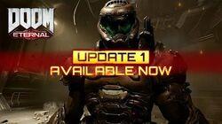 DOOM Eternal - Update 1