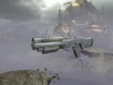 Combat Shotgun/Doom Eternal