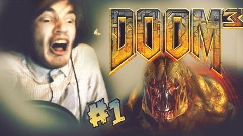 Doom 3 - Part 1 Lets Play Doom 3 Walkthrough Playthrough