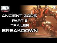 Doom Eternal TAG 2 Final Trailer Breakdown With Lore Explanations