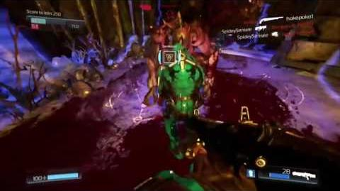 Doom All Glory Kills Multiplayer