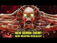 NEW Weapon Revealed - Doom Eternal Lore Ancient Gods Part 2 - Is Doom 3 Canon? New Stone Imp DLC2