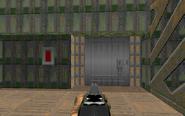 E1M4 yellow door