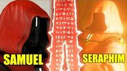 NEW Doom Eternal - The Masterplan Of The Seraphim, Samuel Hayden, The Defiler