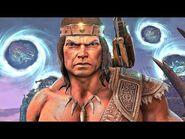 DOOM ETERNAL THE ANCIENT GODS PART 2 Humans Vs