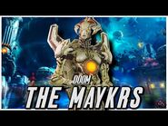 The Lore Behind The Maykr Race - Doom Lore