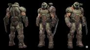 Doomslayer Eternal Preator Suit