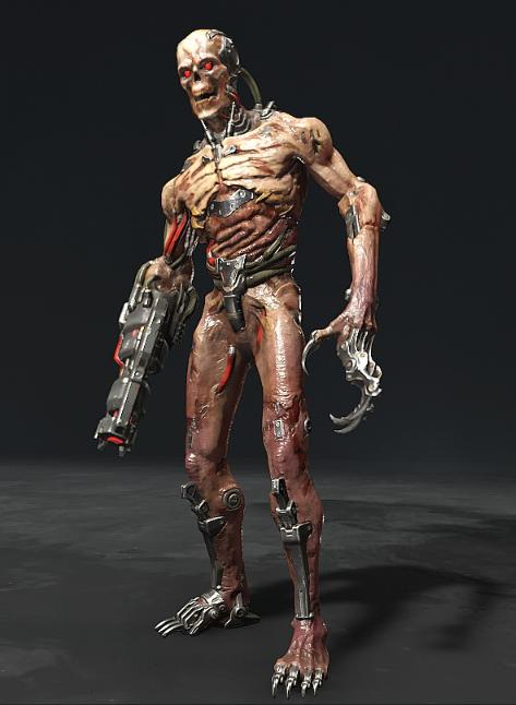 Zombie (Doom Eternal)