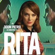 Doom Patrol - Rita Farr promo