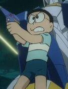 Nobita Nobi Fight 2011