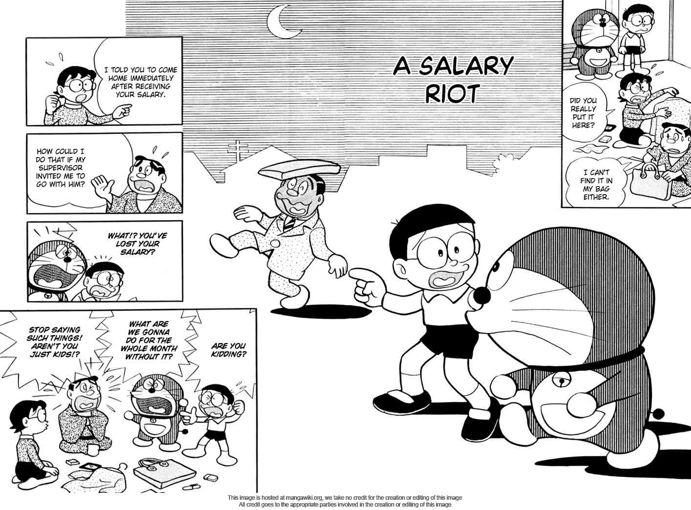 Chapter 17: A Salary Riot/Gallery