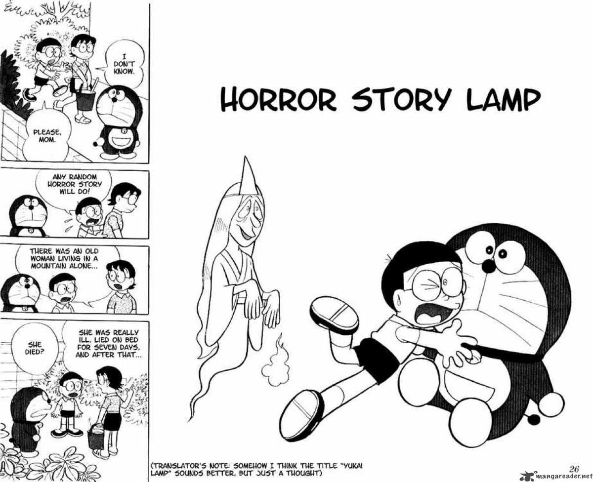 Chapter 019:Horror Story Lamp/Gallery